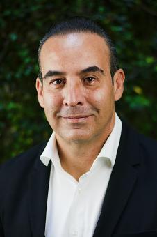Fotografía oficial del funcionario público Juan Carlos Márquez Rosas