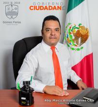Marco Antonio Galvez Ceja