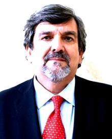 Fotografía oficial del funcionario público Jaime Cervantes Cervantes